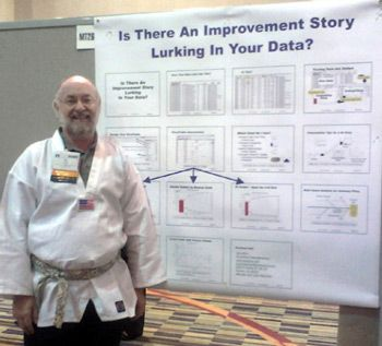 Jay Arthur Lean Six Sigma consultant with Improvement Project
